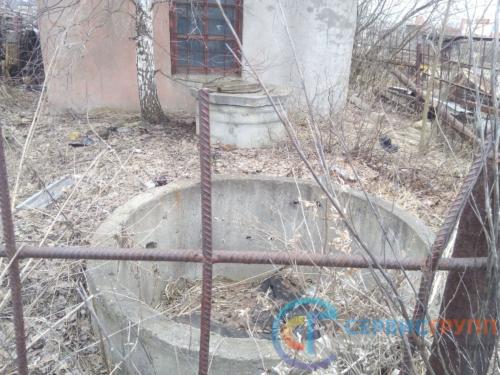 Реконструкция отстойника системы водоотведения