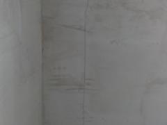 Недопустимые трещины в шпатлевочном слое