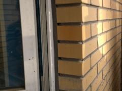Дефекты при устройстве оконного блока