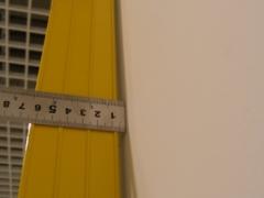Дефект - отклонение вертикальных поверхностей