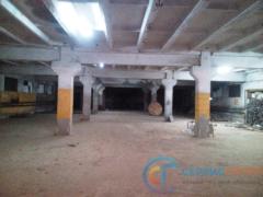Здание цеха 1