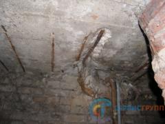 Износ несущих конструкций и канализации