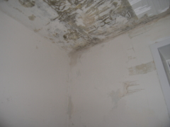 Промерзание, протечка, наледь в жилой комнате