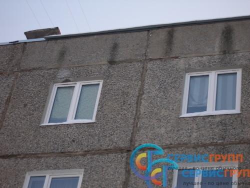 Экспертиза трещин в стене дома