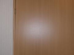 Перекос дверного полотна