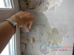 Дефекты при монтаже оконных блоков