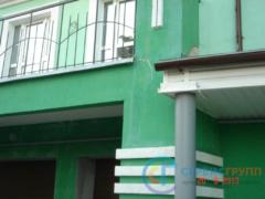 Нарушения в фасадных работах