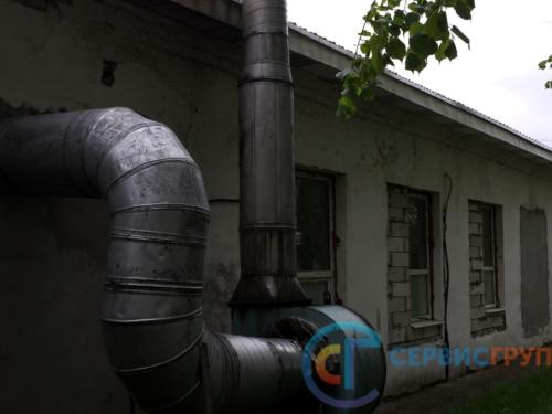 проведение инвентаризации источников выбросов загрязняющих веществ в атмосферный воздух для металлообрабатывающего предприятия