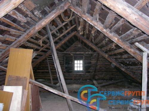 Обследование здания перед капитальным ремонтом