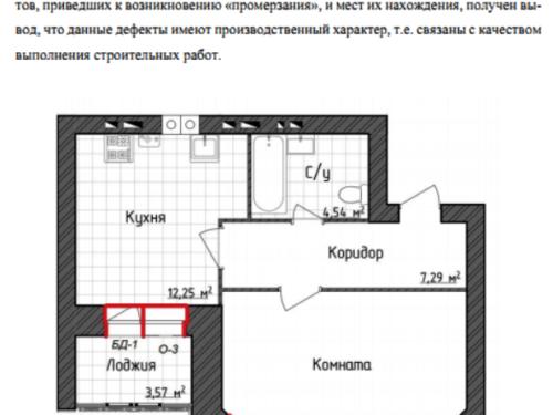 Исследование на предмет продувания, промерзания оконных конструкций